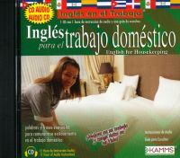 Inglés para el trabajo doméstico