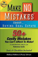 Make No Mistakes About-- Buying Real Estate