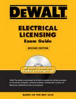 DeWalt Electrical Licensing Exam Guide
