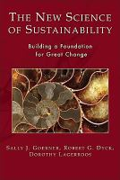 The New Science of Sustainability