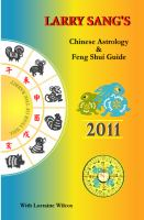 Larry Sang's Chinese Astrology & Feng Shui Guide 2011