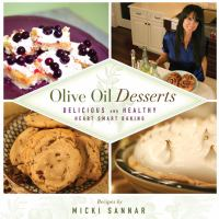 Olive Oil Desserts