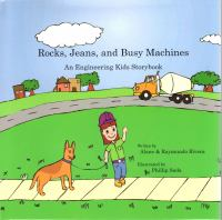 Rocks, Jeans, and Busy Machines