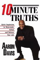 10 Minute Truths