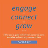 Engage, Connect, Grow