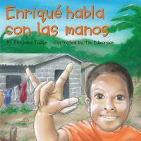 Enrique habla con las manos