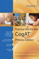 Practice Test for the Cognitive Abilities Test (CogAT)