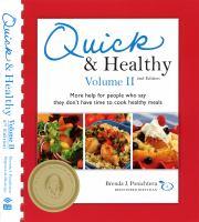 Quick & Healthy, Volume II