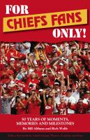 For Chiefs Fans Only!