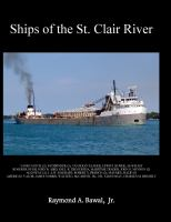 Ships of the St. Clair River