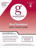 Word Translations