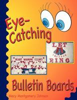 Eye-catching Bulletin Boards