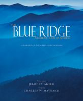 The Blue Ridge, Ancient and Majestic