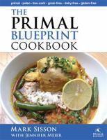 The Primal Blueprint Cookbook