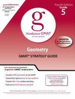 Geometry Math Strategy Guide