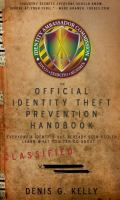 The Official Identity Theft Prevention Handbook