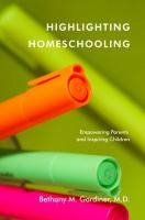 Highlighting Homeschooling