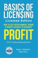 Basics of Licensing