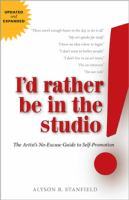 I'd Rather Be in the Studio!