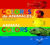 Colores de animales