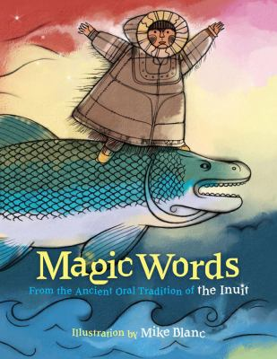 Cover image for Magic Words