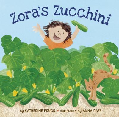Cover image for Zora's Zucchini