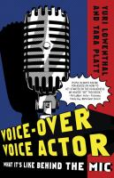 Voice-over Voice Actor