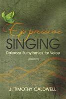Expressive Singing
