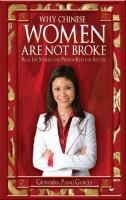 Why Chinese Women Are Not Broke