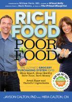 Rich Food, Poor Food