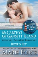 Mccarthys of Gansett Island Boxed Set