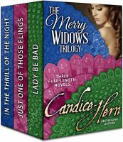 The Merry Widows Boxed Set