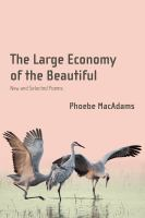 The Large Economy of the Beautiful