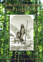 Panoan Languages and Linguistics