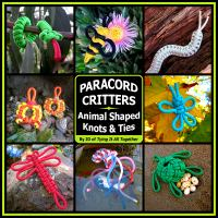 Paracord Critters