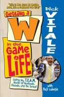 Getting A W in the Game of Life