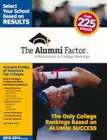 The Alumni Factor