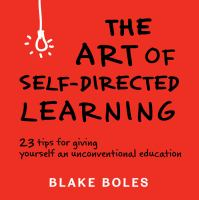 The Art of Self-directed Learning