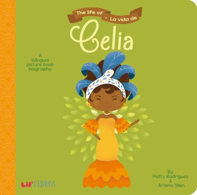 The life of Celia book jacket