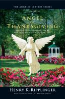 Angel of Thanksgiving