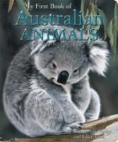 My First Book of Australian Animals