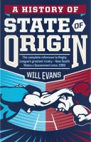 A History of State of Origin