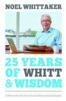 25 Years of Whitt & Wisdom