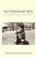 No Ordinary Boy