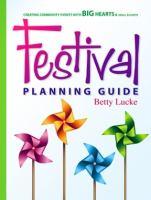 Festival Planning Guide