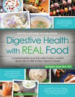 Digestive Health With REAL Food
