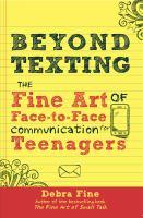 Beyond Texting