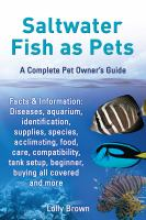 Saltwater Fish as Pets
