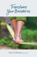 Transform your Boundaries