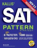 Kallis' 2016 Redesigned SAT Pattern Strategy